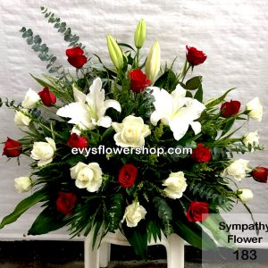 sympathy flower 183-flower delivery-funeral flowers-funeral flowers delivery-sympathy flowers-sympathy flowers delivery-funeral flowers delivery philippines-cheap funeral flowers delivery