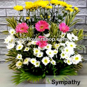 sympathy flower 187-flower delivery-funeral flowers-funeral flowers delivery-sympathy flowers-sympathy flowers delivery-funeral flowers delivery philippines-cheap funeral flowers delivery