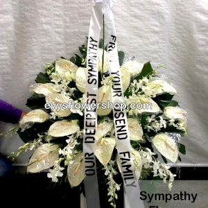 sympathy flower 197-flower delivery-funeral flowers-funeral flowers delivery-sympathy flowers-sympathy flowers delivery-funeral flowers delivery philippines-cheap funeral flowers delivery