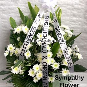 sympathy flower 80-flower delivery-funeral flowers-funeral flowers delivery-sympathy flowers-sympathy flowers delivery-funeral flowers delivery philippines-cheap funeral flowers delivery