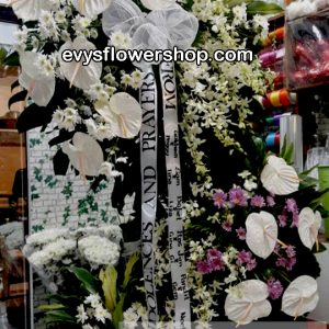 sympathy flower stand 164-flower delivery-funeral flowers-funeral flowers delivery-sympathy flowers-sympathy flowers delivery-funeral flowers delivery philippines-cheap funeral flowers delivery