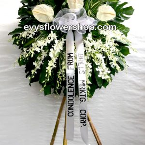 sympathy flower stand 195-flower delivery-funeral flowers-funeral flowers delivery-sympathy flowers-sympathy flowers delivery-funeral flowers delivery philippines-cheap funeral flowers delivery