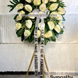 sympathy flower stand 206-flower delivery-funeral flowers-funeral flowers delivery-sympathy flowers-sympathy flowers delivery-funeral flowers delivery philippines-cheap funeral flowers delivery