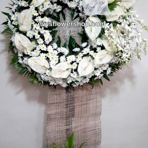 sympathy flower stand 210-flower delivery-funeral flowers-funeral flowers delivery-sympathy flowers-sympathy flowers delivery-funeral flowers delivery philippines-cheap funeral flowers delivery