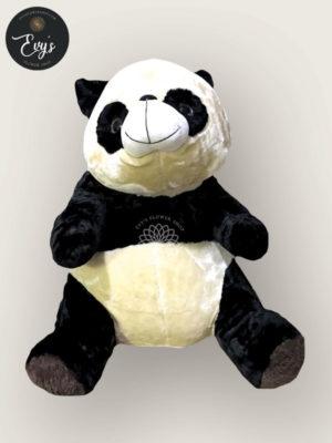 Huggable Panda Stuffed Toy