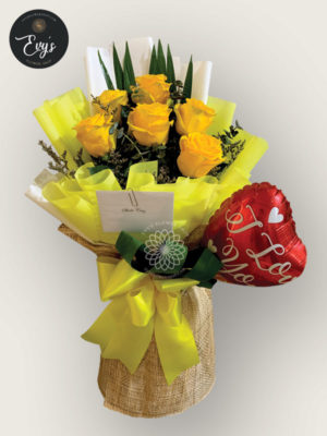 Bouquet of Ecuadorian Roses 10