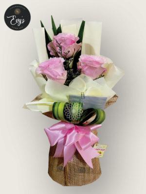Bouquet of Ecuadorian Roses 12