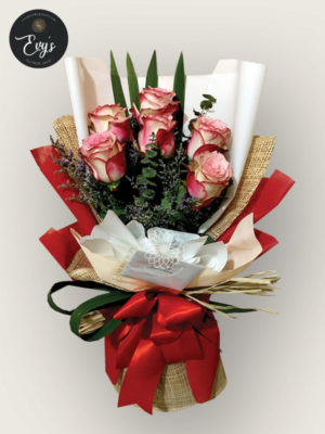 Bouquet of Ecuadorian Roses 19