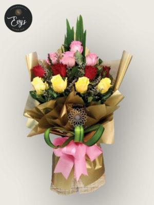 Bouquet of Ecuadorian Roses 21