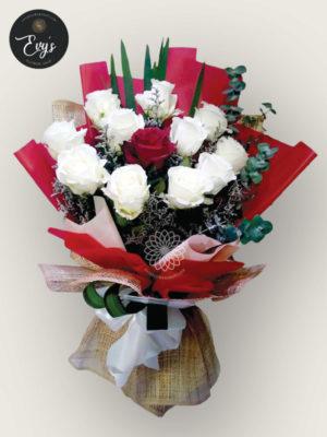 Bouquet of Ecuadorian Roses 22