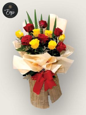Bouquet of Ecuadorian Roses 24