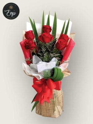 Bouquet of Ecuadorian Roses 25