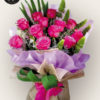bouquet of ecuadorian roses 3