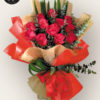 bouquet of ecuadorian roses 7