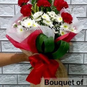 bouquet of carnation 18, bouquet of carnation, carnation, bouquet, flower delivery, flower delivery philippines