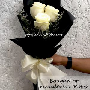 bouquet of ecuadorian roses 42, bouquet of ecuadorian roses, ecuadorian roses, bouquet, flower delivery, flower delivery philippines