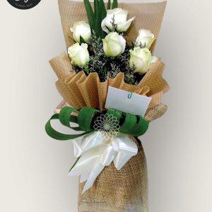 bouquet of bangkok roses 26