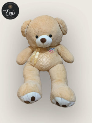 Huggable Brown Stuffed Toy