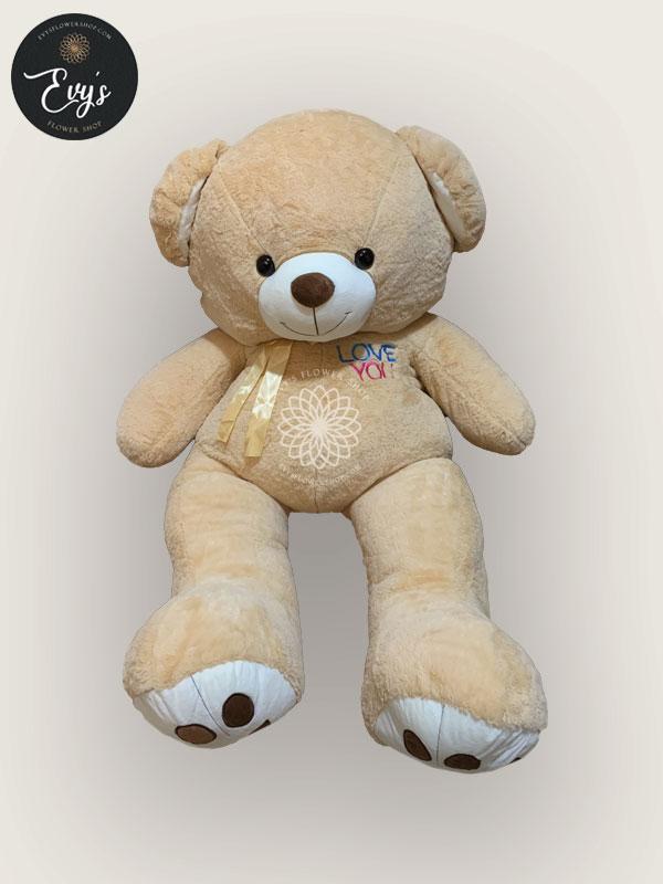 Huggable Brown Stuffed Toy
