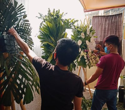 flower shop philippines - evy's work space 1